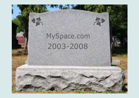 myspace tombstone