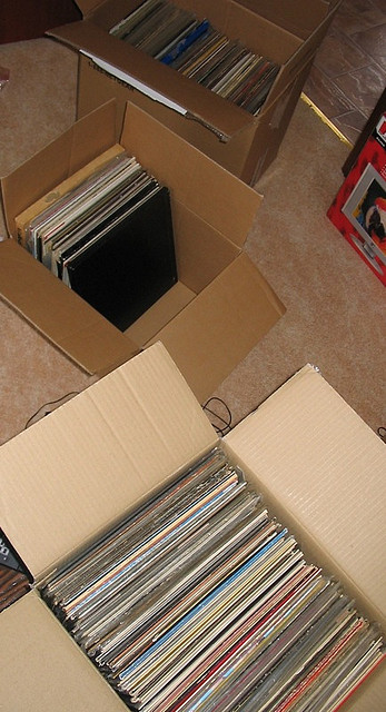 packing vinyl