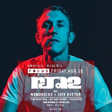 RJD2 with Memorecks + Jeff Button @ The Hoxton