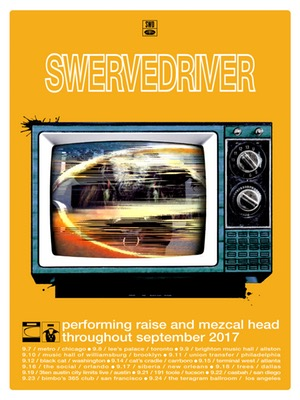 Swervedriver playing Raise and Mezcal Head @ Lee's Palace