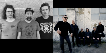 Built To Spill + The Afghan Whigs with Rituals of Mine @ Danforth Music Hall