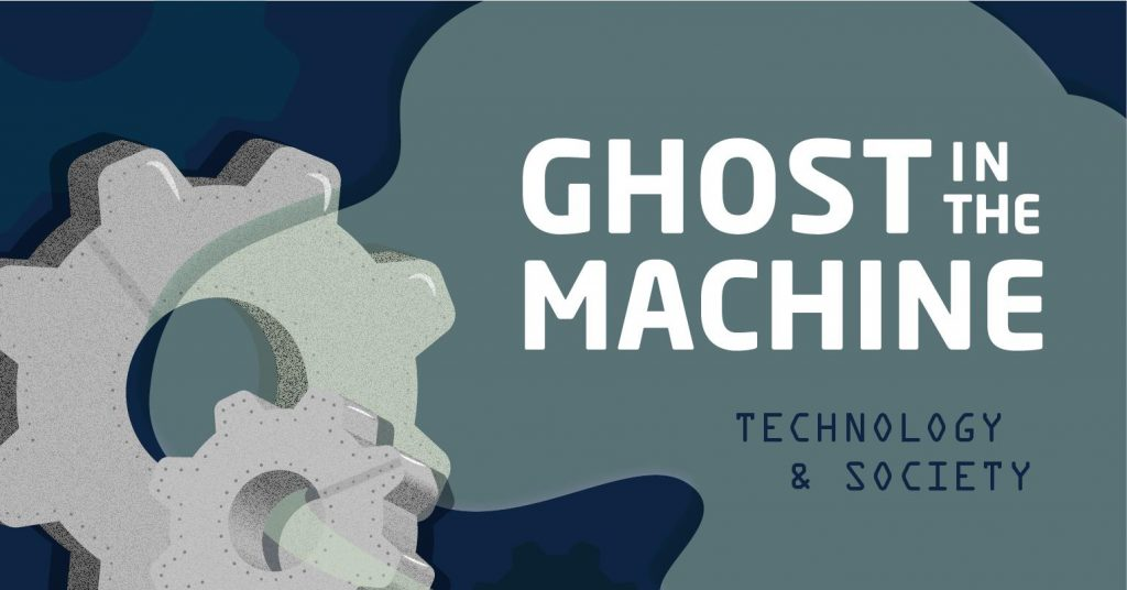 Ghost in the Machine @ Toronto Reference Library