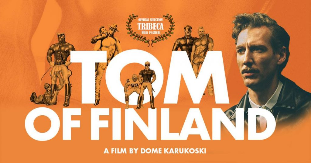Tom of Finland – Toronto Release @ Imagine Cinemas Carlton