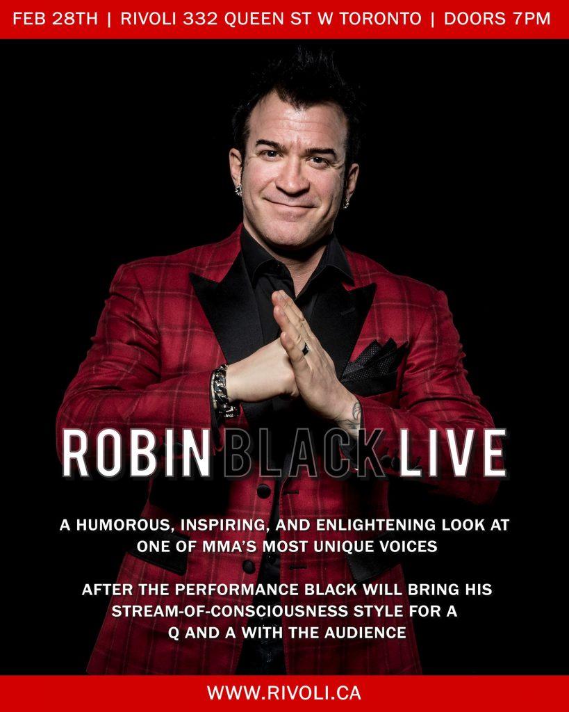 Robin Black Live @ Rivoli