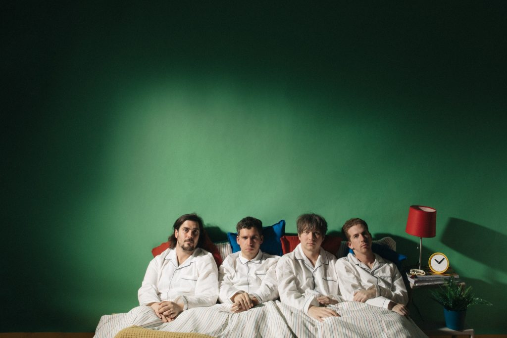 Parquet Courts with Goat Girl @ pin The Phoenix Concert Theatre