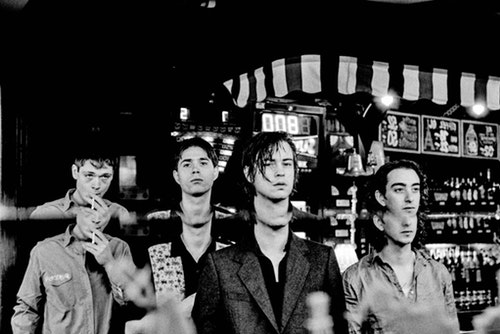 Iceage + Mary Lattimore @ Lee's Palace