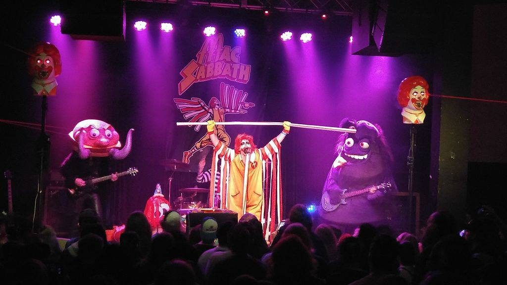 Mac Sabbath @ Lee's Palace