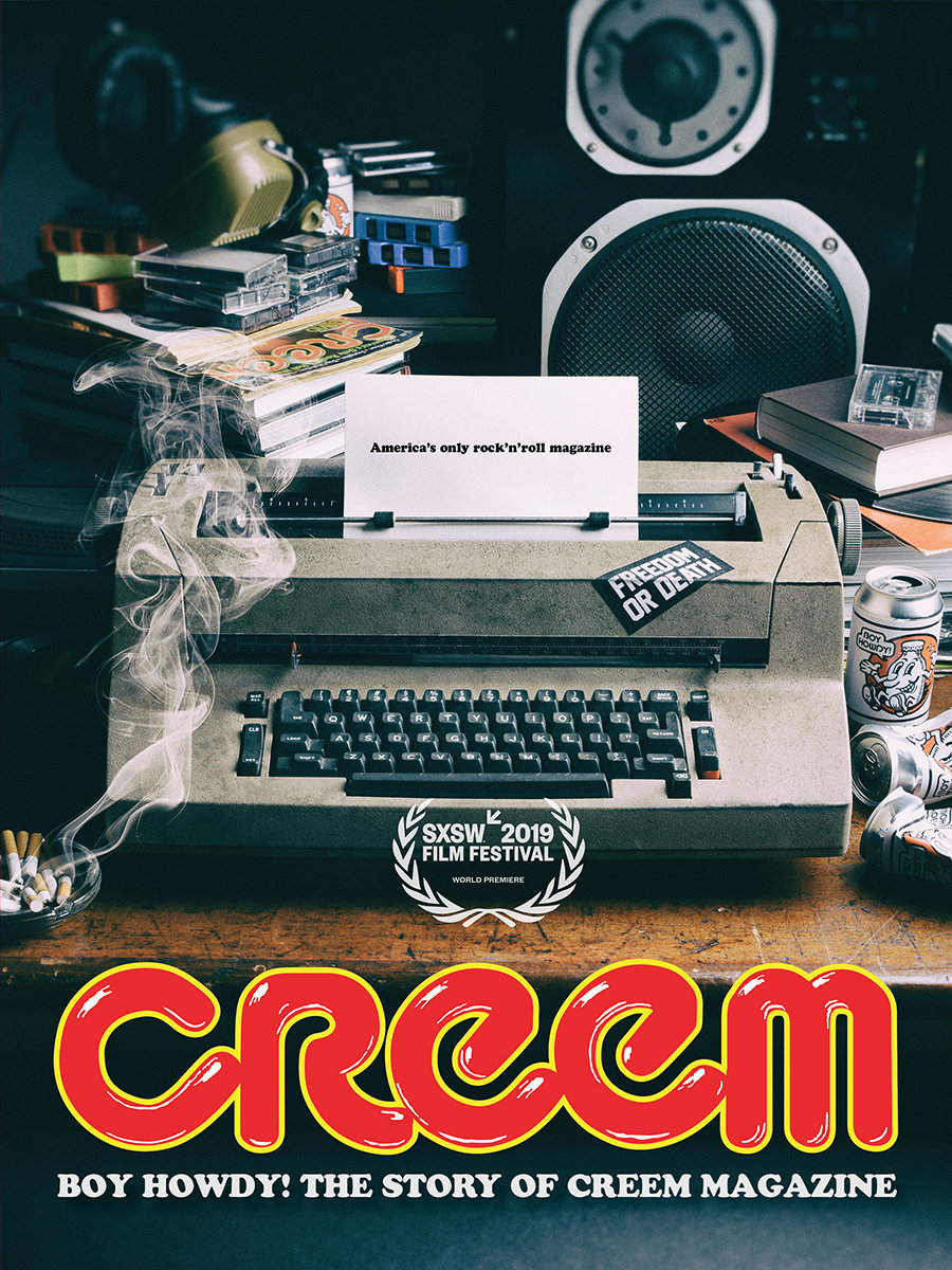 Boy Howdy! The Story of CREEM Magazine poster
