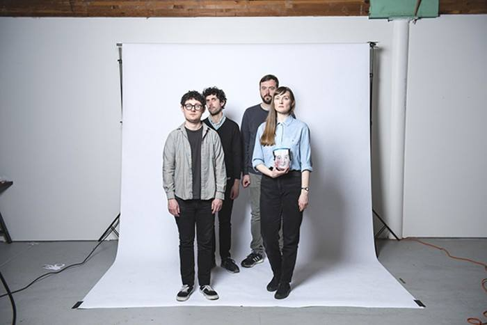 Lithics press photo