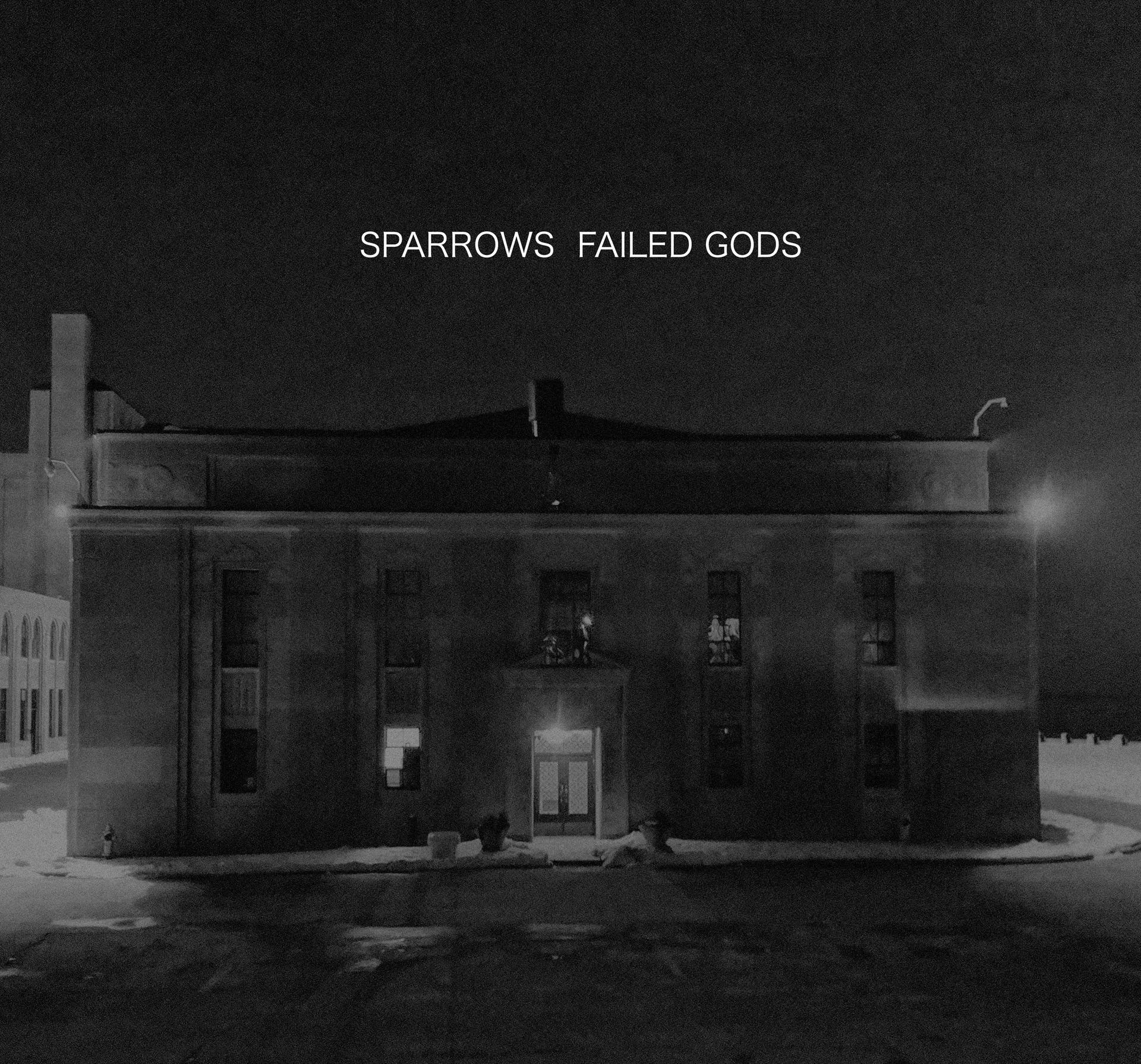 Sparrows Failed Gods LP cover artwork