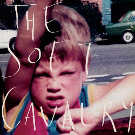 The Soft Cavalry cover artwork